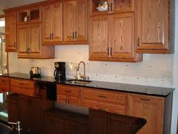 oak kitchen cabinets with granite countertops. Home Wooden Countertop Marble Oak Cabinet Undermount Sink Concrete Floor Granite Kitchen Cabinets With Countertops E