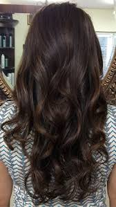 espresso brown hair color trend