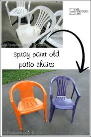 stackable resin patio chairs. Red Plastic Patio Chairs Stackable Set For Sale Furniture Walmart How To Spray Paint You Know Those Old White Resin