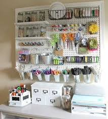 Organize your home office Shelves 15 Ways To Organize Your Home Office Blissful Nest 15 Ways To Organize Your Home Office By Blissful Nest