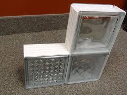 image of glass block basement windows cube