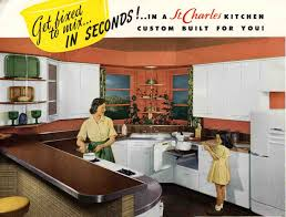 Old Metal Kitchen Cabinets Steel Kitchen Cabinets History Design And Faq Retro Renovation