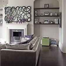 purple and grey living room. modern chic grey and purple living room | by brunchatsaks p
