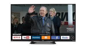 sharp 43 inch smart tv. sharp lc-43le653u 43-inch 1080p 60hz smart led tv (2015 model) 43 inch tv