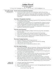 Air Force Flight Test Engineer Sample Resume