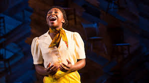 emotional final performance of broadway s the color purple  cynthia erivo in <i>the color purple< i>