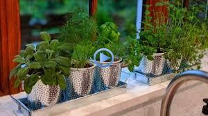 15 indoor herb container garden ideas