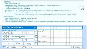 Prescription Pad Template Sample Pdf Microsoft Word Blank Free