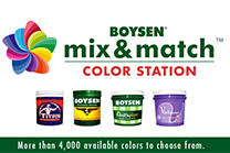 Titan Superflex Color Chart Pacific Paint Boysen Philippines Inc Elastikote
