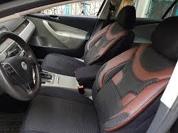 car seat covers protectors nissan maxima maxima qx v black red no19 complete