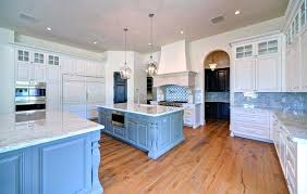 White country kitchen designs American Country Blue And White Country Kitchen Curtains Kitchens Design Ideas Designing Idea Luxury With Main Cabinets Painted Diodati Decorating Kitchen Ideas Blue And White Country Kitchen Curtains Kitchens Design Ideas