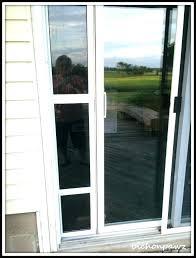window dog door dog door for window pet door for sliding glass door large size of