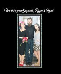 We love you Sequoia, Ryan & Nani by Amber Gillespie   Blurb Books UK