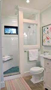 Doorless Shower For Small Bathroom