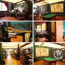 steampunk office. Creative-colorful-office-interior-design Steampunk Office E