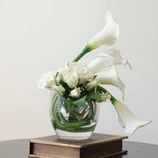 decorative floral arrangements home home design judea us