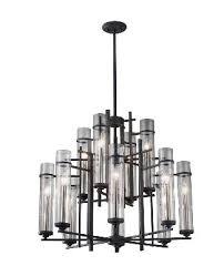 murray feiss f2629 8 4af bs 12 light chandelier antique