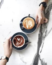 has the coffee vibes