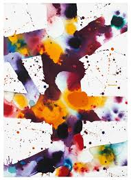 sam francis five decades of abstract expressionism from california collections at the pasadena museum of california art
