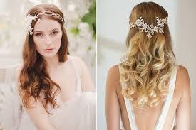 down wedding hair. 18 Stunning Wedding Hair Accessories for Brides Wearing Their Hair