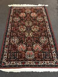 54x85 inch authentic original handmade persian rug hand knotted 100 wool carpet