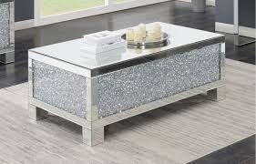 glam coffee table amc