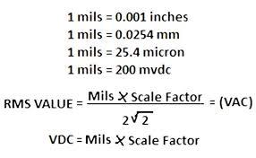 How To Do Calibration Checks Of Vibration Probe Extension