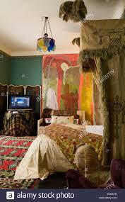 Tapete Schlafzimmer Grün Schöner Wohnen Schlafzimmer Ideen