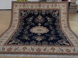 8 x 10 hand knotted brand new wool and silk sino persian tabriz oriental area rug 12980610 goodluck rugs