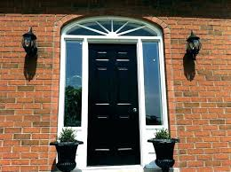 6 panel exterior door with glass frosted glass front door 6 panel exterior door with glass