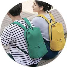 "Рюкзак Xiaomi <b>Mi Casual Daypack</b> для MacBook 13"" <b>оранжевый</b>"