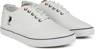 U S Polo Assn Andre Canvas Shoe For Men