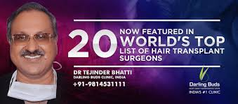 why hair transplant surgery at darling