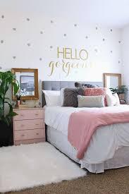 Schlafzimmer Weiß Grau Rosa Master Bedroom In Das Beste Von