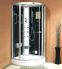 pvc outdoor shower pipe enclosure glass ideas