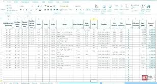 Free Excel Inventory Template Tracking System Templates For