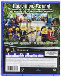 The LEGO NINJAGO Movie Videogame - [PlayStation 4]: Amazon.de: Games