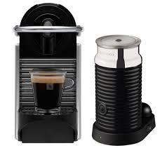 coffee machines nespresso.  Coffee NESPRESSO By Magimix Pixie 11323 Coffee Machine With Aeroccino  Aluminium With Machines Nespresso A