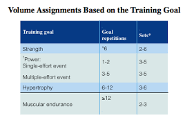 1 Repetition Maximum 1rm Testing Protocol Nsca Interval