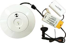 spitfire emergency light. image is loading spitfire-3w-led-emergency-light-round-ceiling-recessed- spitfire emergency light b