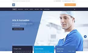 Medical Joomla Template For Healthcare Hospital Ja