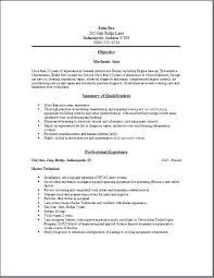 Sample Diesel Mechanic Resume Best of Diesel Mechanic Resume Tazy