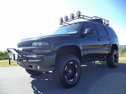 Jackson Avenue Auto Sales, Inc: 2002 Chevrolet Tahoe Z71 4wd ...