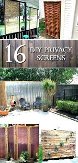 patio patio privacy screen hot tub backyard fabulous outdoor screens patios ideas lovely