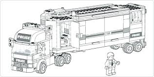 Lego Police Coloring Pages Police Coloring Pages 1 Free Lego Police