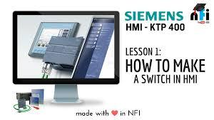 nfi industrial automation training academy plc hmi ac drives siemens course updated hmi ktp 400 tutorials