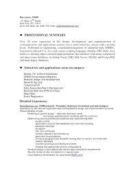 Skills Summary For Bank Teller Resumee No Experience Objective