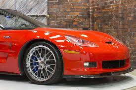 2010 Chevrolet Corvette ZR1 3ZR Hennessey ZR700