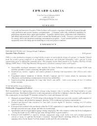 Best Ideas Of Production Executive Cover Letter On Resume