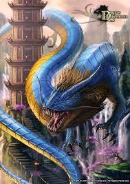 dragon chronicles ancient chinese dragon by robertcrescenzio